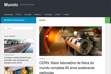 Website Mundo