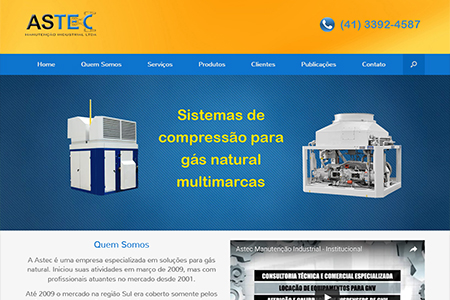 WebSite ASTEC